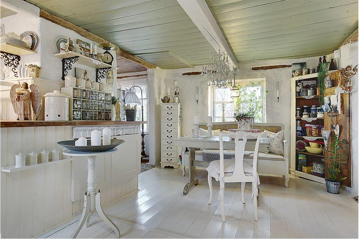 My bohemic home: fredag och inspirationsbilder på kök