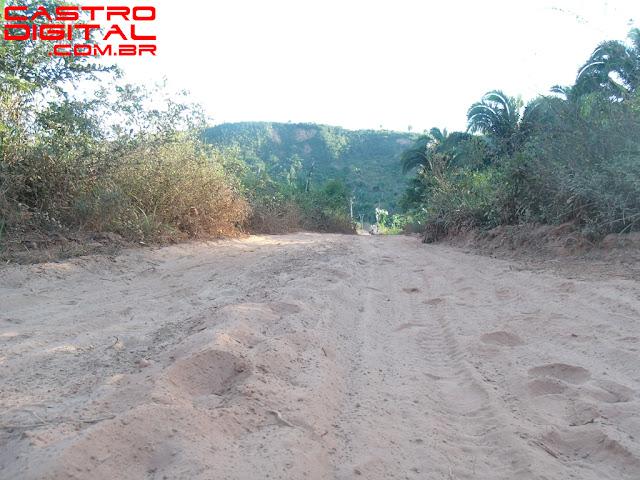 IMAGEM - Rodovia MA 008 - Estrada Paulo Ramos a Arame