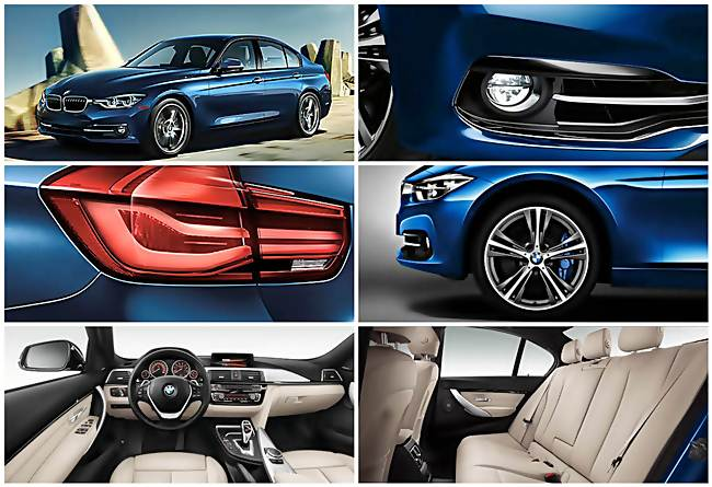 2016 BMW 3 Series Sedan Review