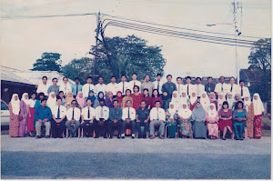 Staf Akademik SMK Sungkai, 35600 Sungkai 1991