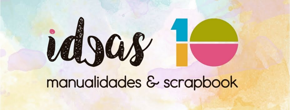 IDEAS 10 manualidades y Scrapbook