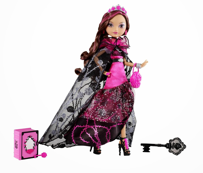 TOYS: Briar Beauty - Ever After High - Dia del Destino  // Legacy Day | Es la hija de La Bella Durmiente | DOLL | MUÑECA