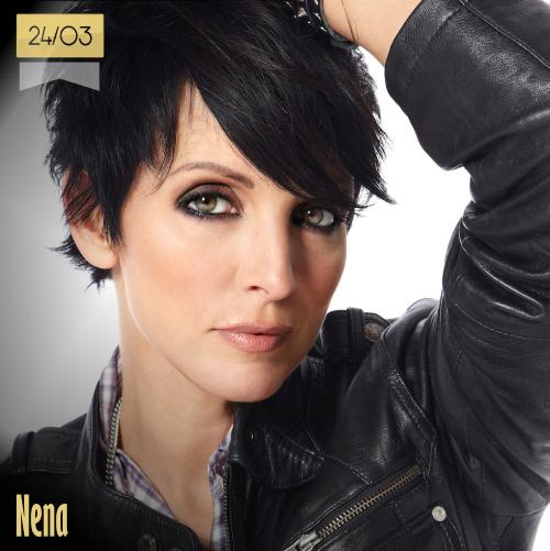 24 de marzo | Nena - @nenaofficial | Info + vídeos