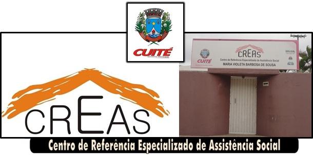 CENTRO DE REFERÊNCIA ESPECIALIZADO DE ASSISTÊNCIA SOCIAL DO MUNICÍPIO DE CUITÉ-PB