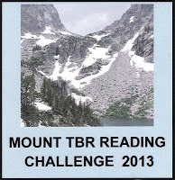 2013 Mount TBR Reading Challenge