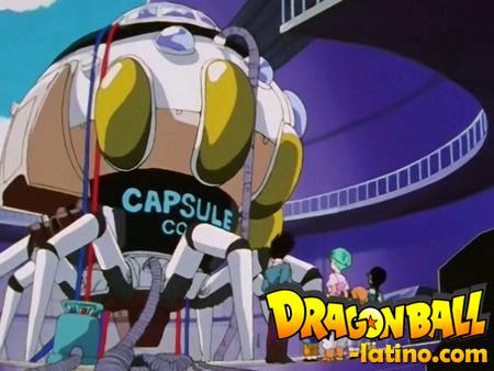 Dragon Ball GT capitulo 2