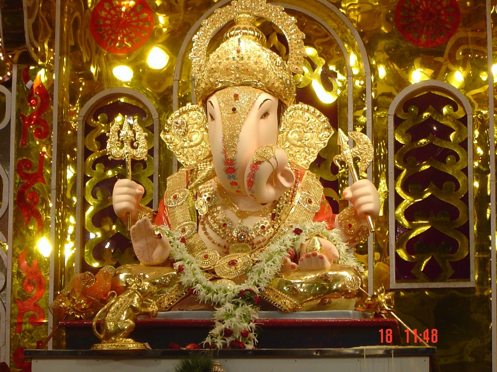 Hd Wallpaper Of Ganpati Bappa