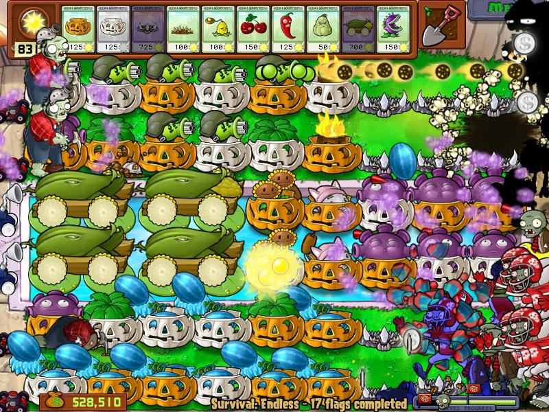 play online plants vs zombies
