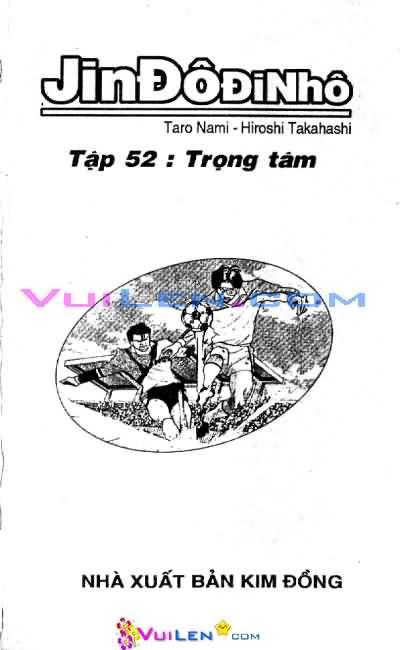 Jindodinho - Đường Dẫn Đến Khung Thành III  Tập 52 page 1 Congtruyen24h