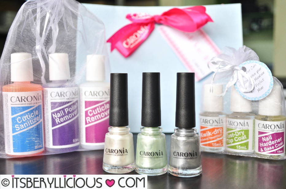 Say I Do with Caronia\'s June Brides Nail Polish Collection and Nail ...