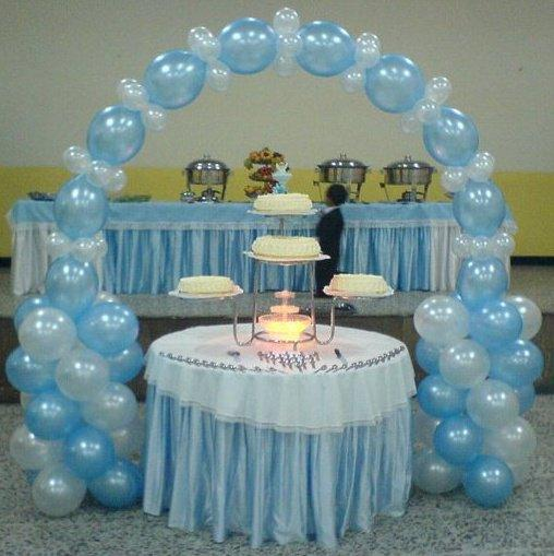 Decoraci n para fiestas y eventos for Decoracion casa shower