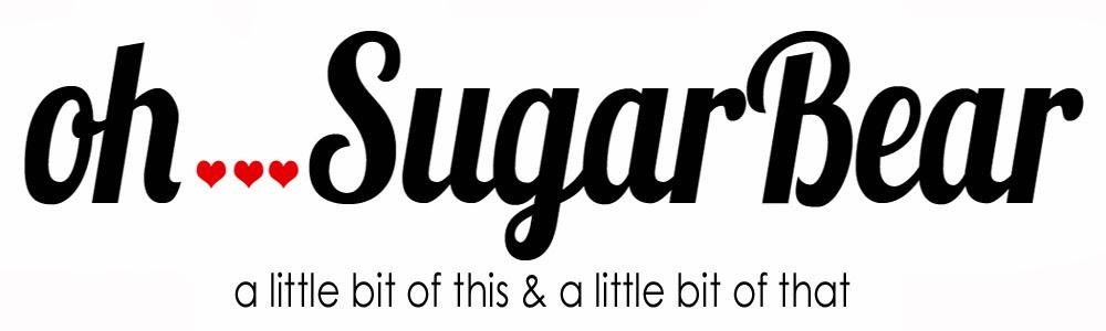 Oh SugarBear