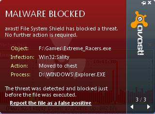 how to find antivirus software on my computer windows 7