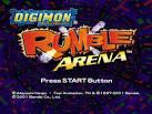 Game Digimon Rumble Arena