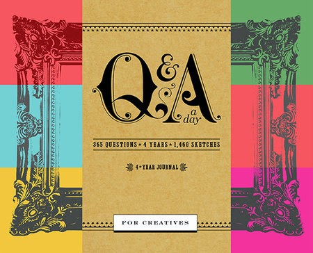 Ma Bicyclette: Positive Thinking | Top 4 Positive & Inspiring Journals - Q&A a day for creatives