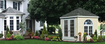 buy a home office shed cheap