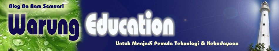 Warung Education
