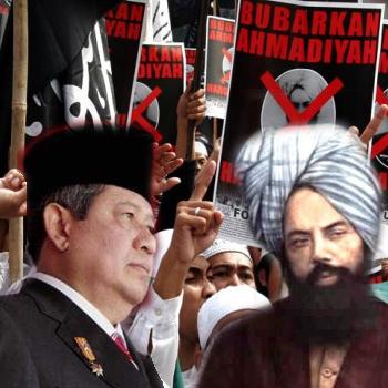 Mengapa SBY Tidak Bubarkan Ahmadiyah ? - Al-Faqier
