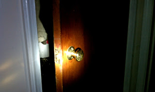 photograph, closet door, scary, dark, curious