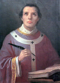 st anselm of canterburys definition of god Saint anselm of canterbury: objective order and that a direct intuition of god necessarily includes god's existence anselm wrote in reply his liber.
