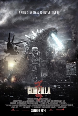 Quái Vật Godzilla 2 - Godzilla