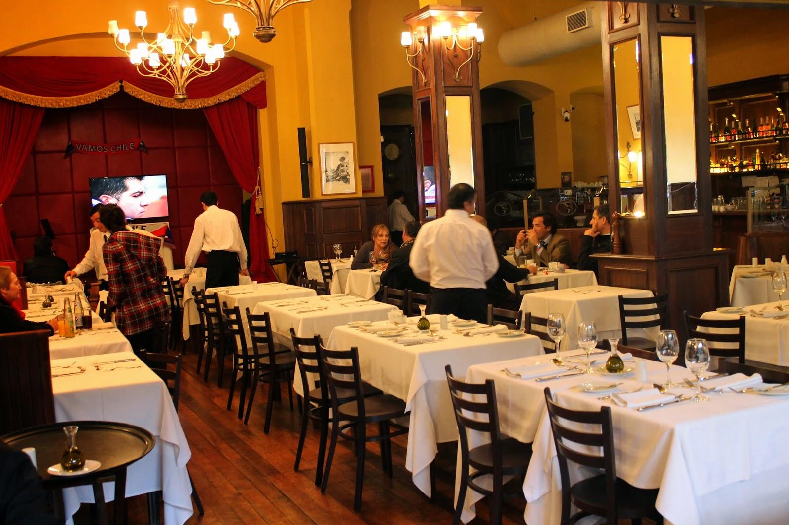 Chile restaurant