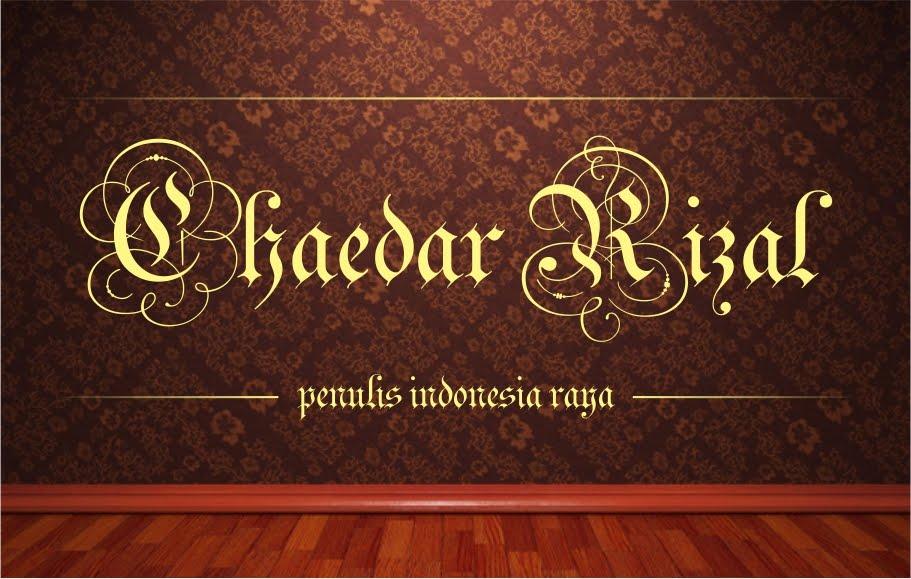 Chaedar Rizal