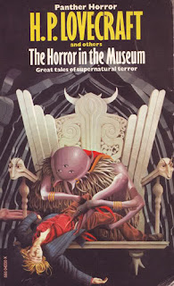 The Horror in the Museum H.P. Lovecraft