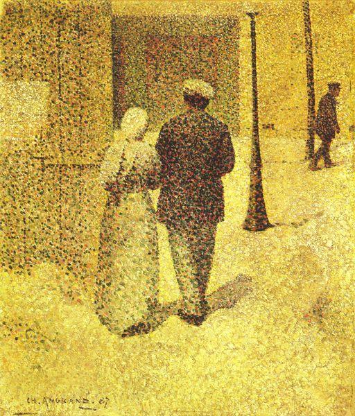 Neo Impressionism Artists: MirinArch: NEO-IMPRESSIONISM-SYMBOLISM-LES NABİS