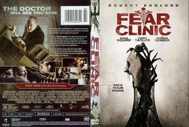 Fear Clinic – Castellano, Inglés