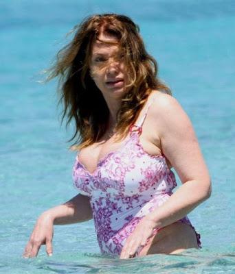 The Hottest Veronica Lario Wife of  President Silvio Berluscon italy
