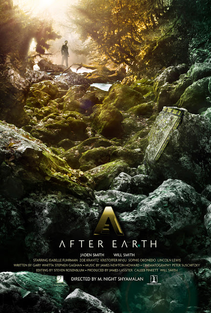 after earth cine, series y tv