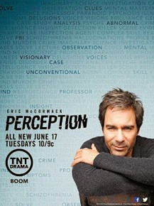 Perception tercera Temporada Temporada 3