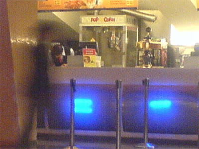 Real Ghost Photo: Mall Ghost in India