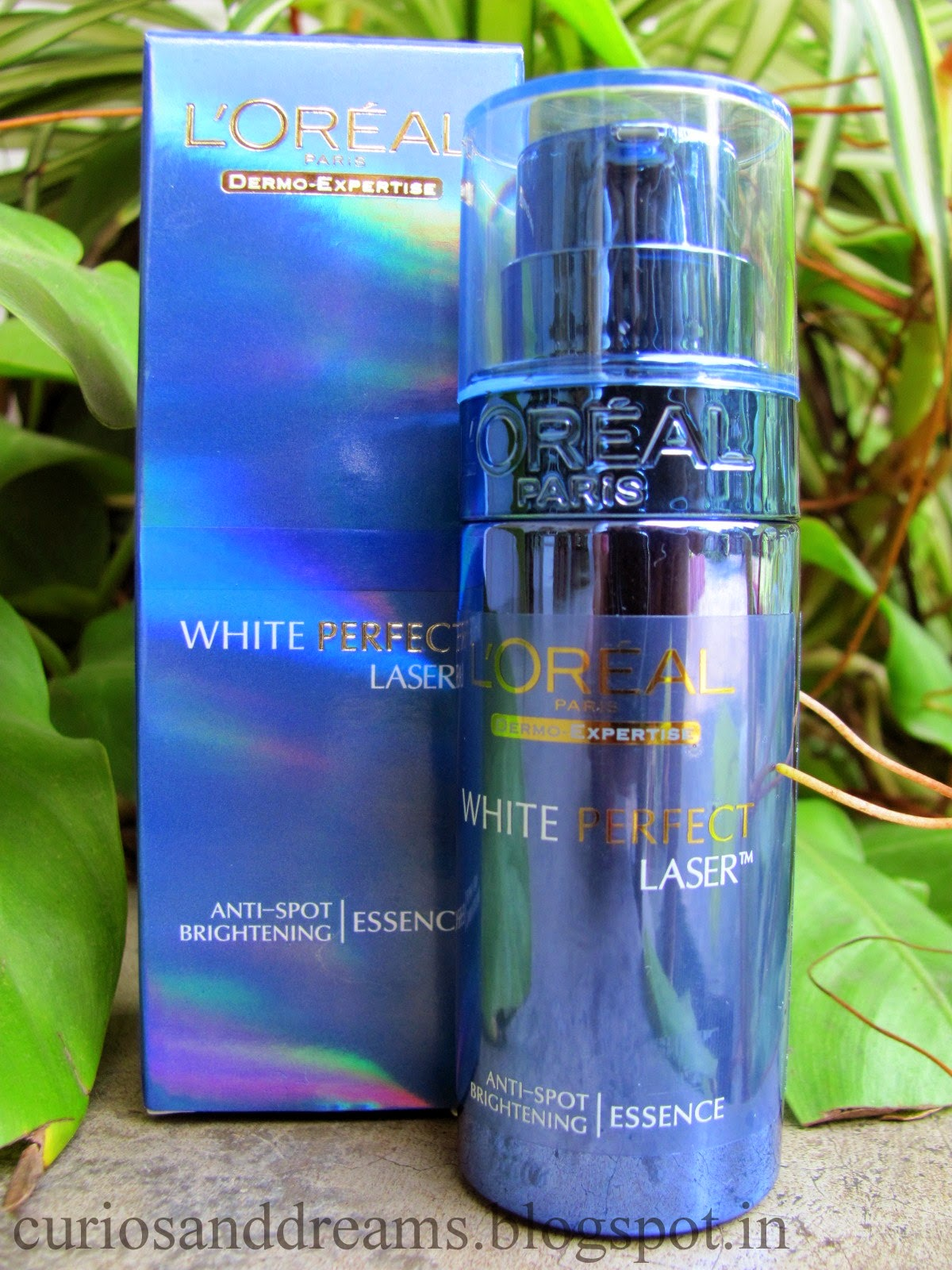 Loreal Paris White Perfect Laser, Loreal White Perfect Laser essence, Loreal White Perfect Laser essence review