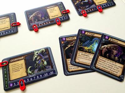 Gruff Card game kickstarter review