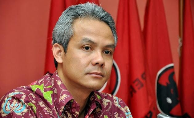Foto Gubernur Ganjar Pranowo
