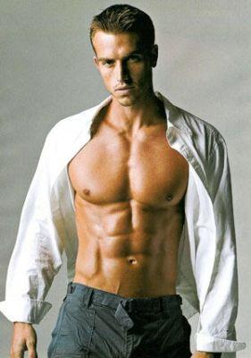 Nick Auger Model