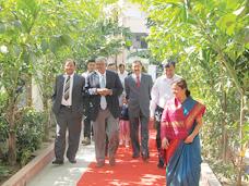 Justice R.V.Raveendran Visit
