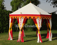 Aesthetic WeddingTent