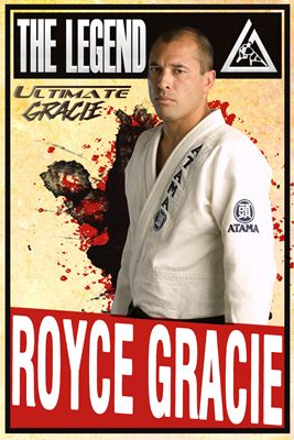 Ultimate Gracie AVI + RMVB  Legendado