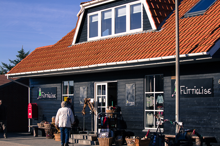 Amalie loves Denmark Wollladen Flittiglise Vejers Strand