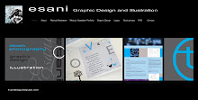 Esani web page