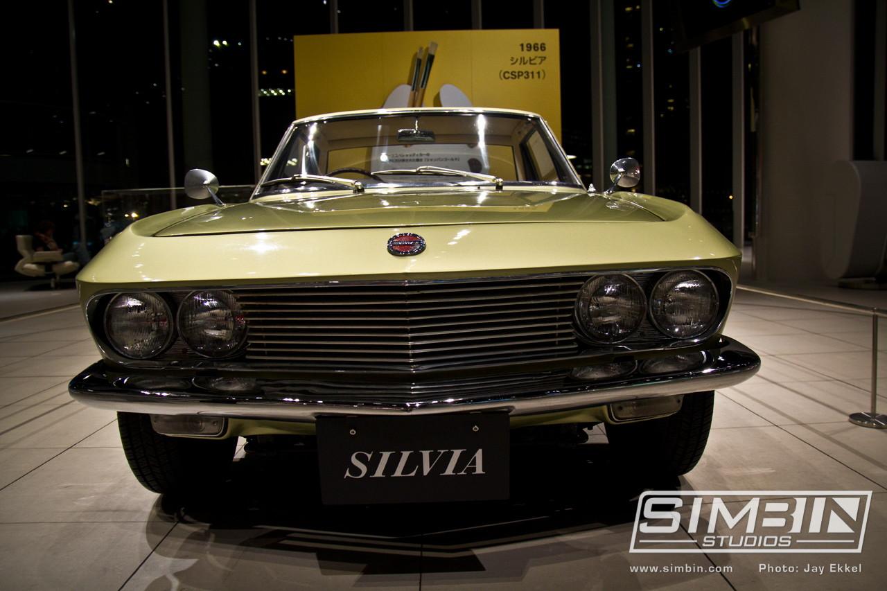stary Nissan Silvia, CSP311, przód, ciekawe auta, sportowe coupe, billeder, 日本車、スポーツカー