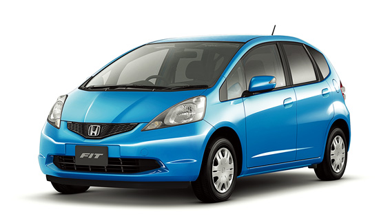 honda rent car: