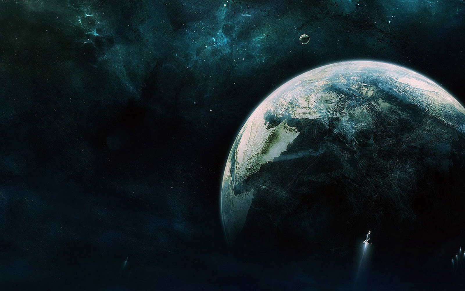 Wallpapers win 7 page 2 - Windows 7 space wallpaper ...