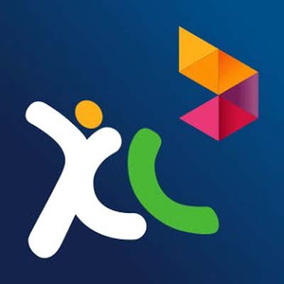 Logo-Operator Selular XL vektor