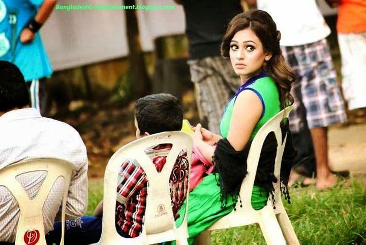 Bangladeshi Model Nusrat Faria Mazhar Pict 2