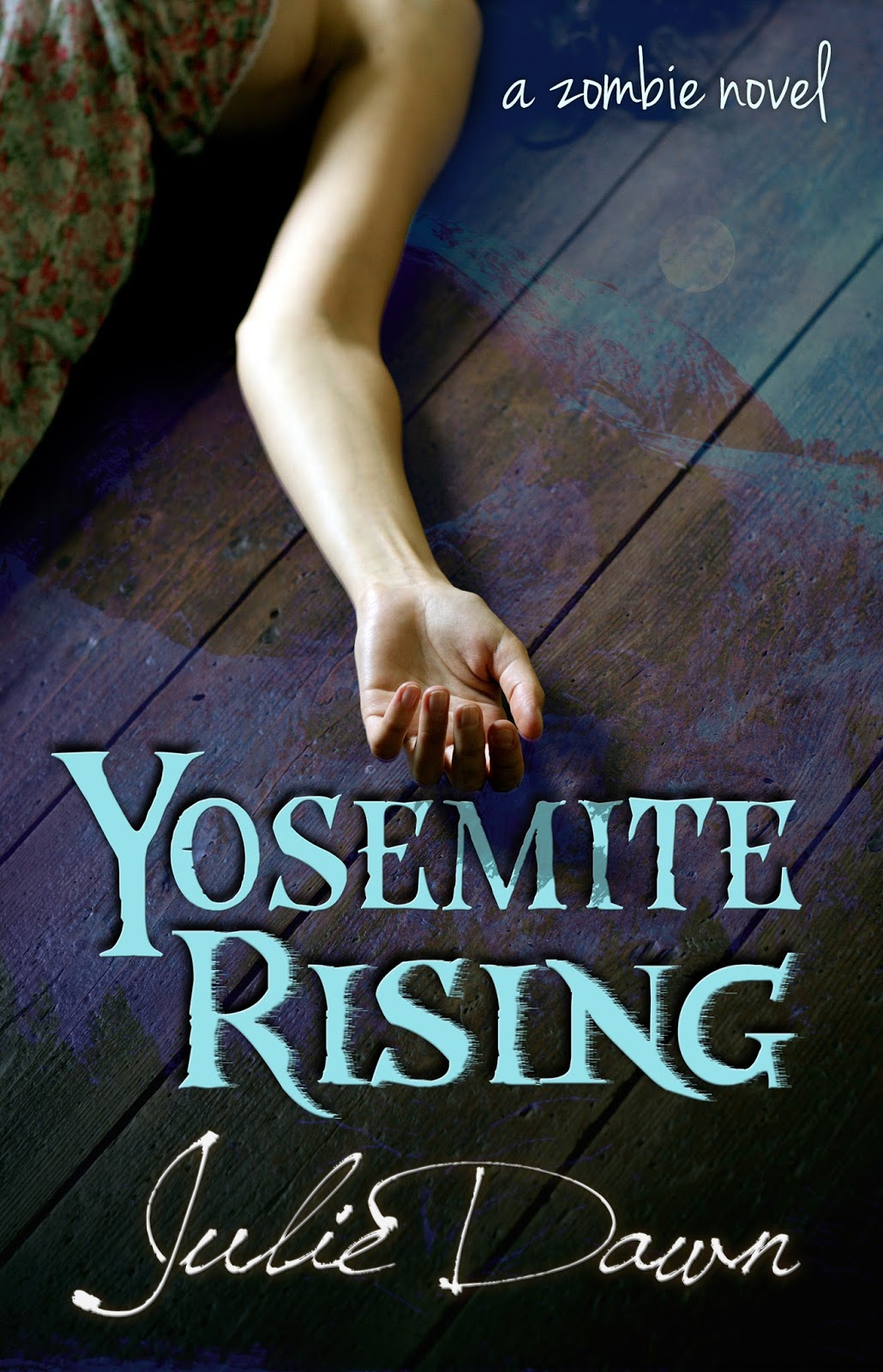 Seasons of reading 2015 yosemite rising a zombie novel by julie dawn 1 signed print copy with custom bookmark us only and 1 ebook epub international two winners fandeluxe Image collections