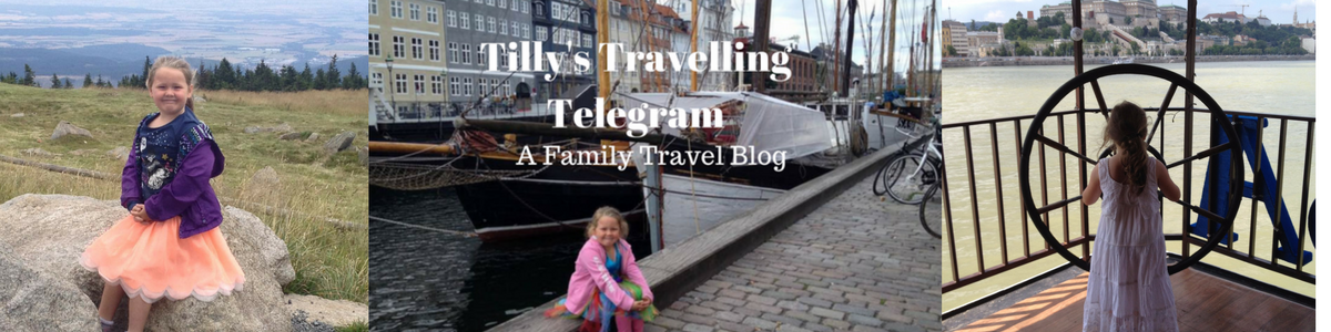 Tilly's Travelling Telegram